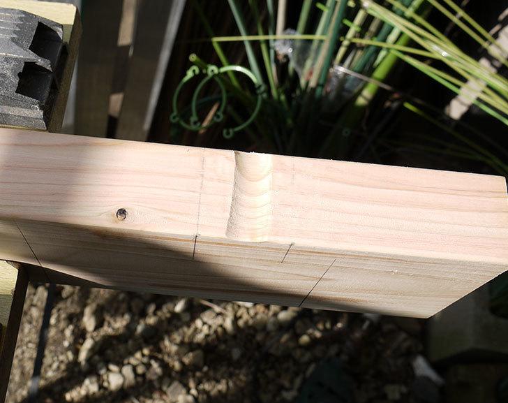 木製の物干し台制作2-6.jpg