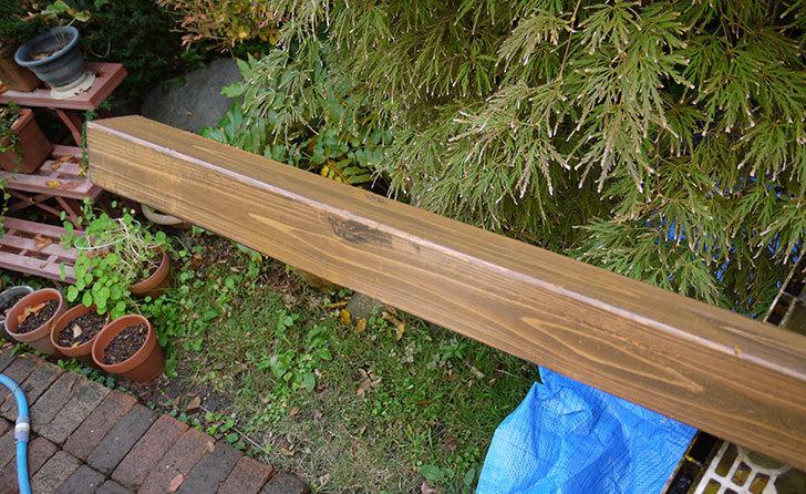 木製の物干し台制作3-5.jpg