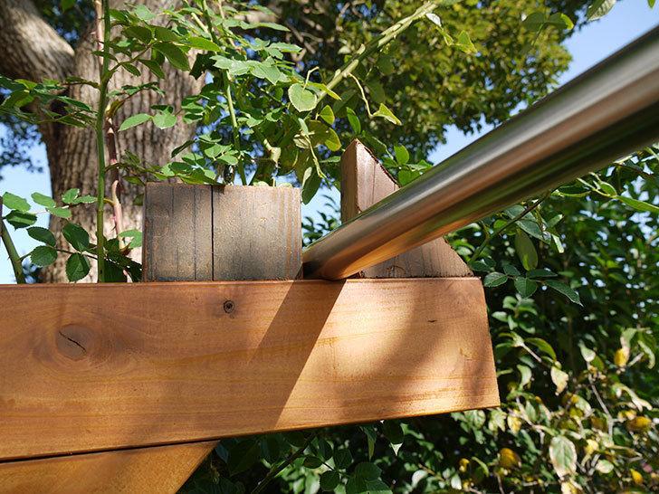 木製の物干し台制作4-18.jpg