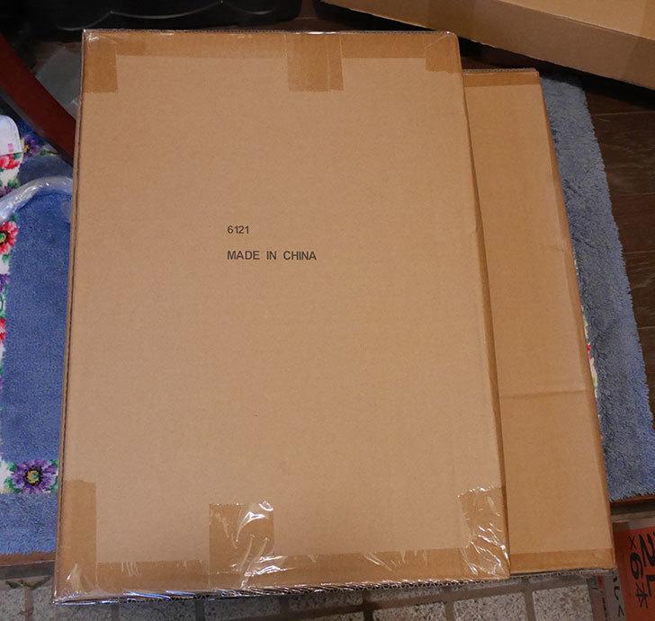 楽天で鉄製オベリスク高さ215cmを2個買った2.jpg