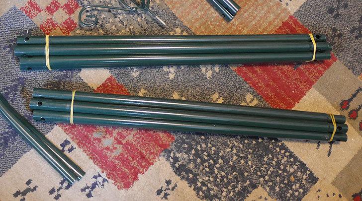 楽天で鉄製オベリスク高さ215cmを2個買った6.jpg
