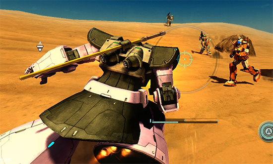 機動戦士ガンダム-バトルオペレーション、プレイ中10-2.jpg