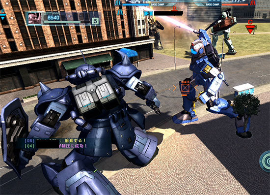 機動戦士ガンダム-バトルオペレーション、プレイ中13-3.jpg