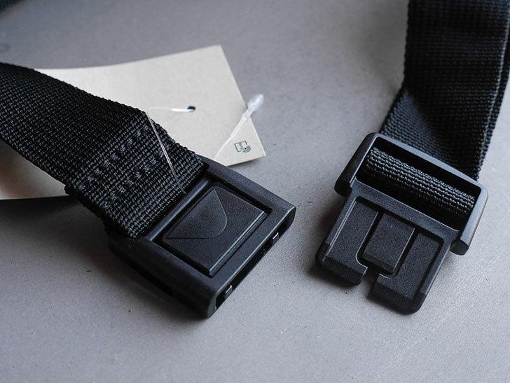 無印良品 テープベルト 黒を買って来た-007.jpg