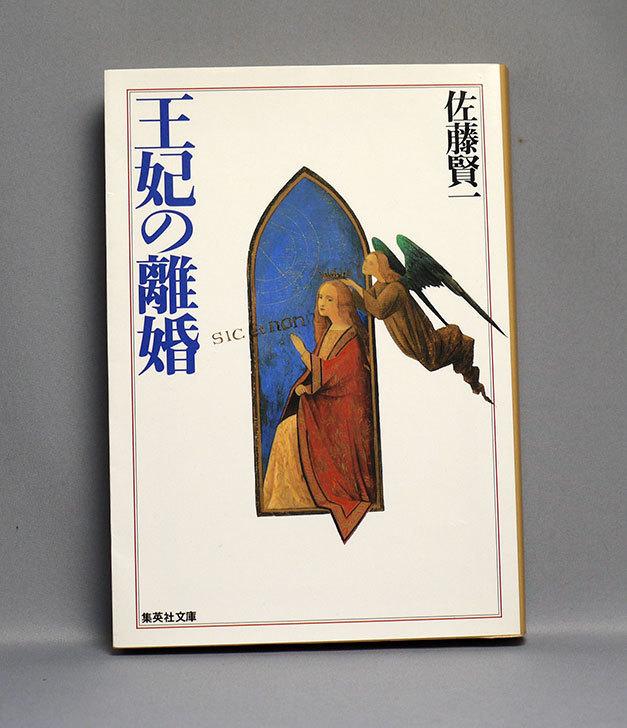 王妃の離婚-佐藤-賢一-(著)を買った1.jpg