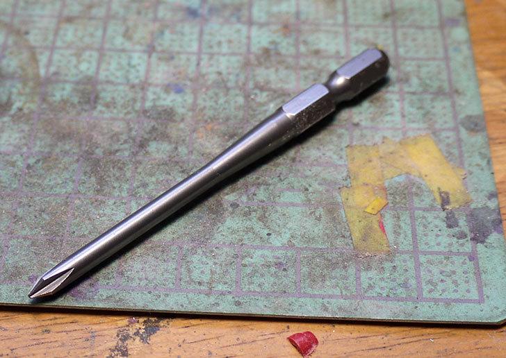 精密小ネジ用ビット-プラス0×85mm-2本入-H-085を買った6.jpg