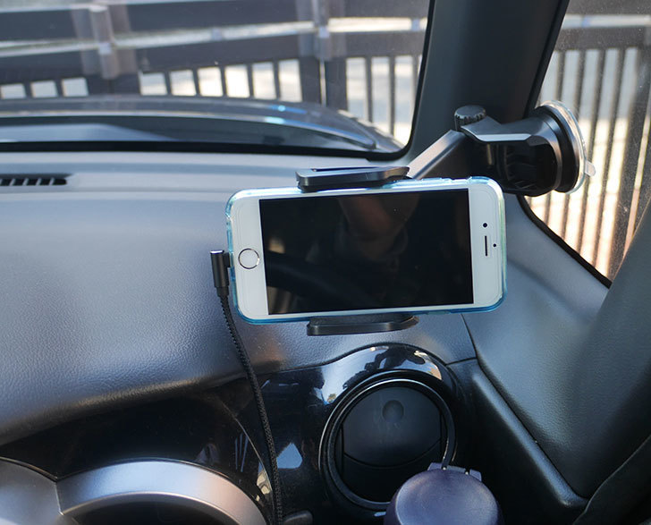 車載ホルダー-ゲル吸盤式-エアコン吹き出し口取り付け-2in1-伸縮アームを買った15.jpg
