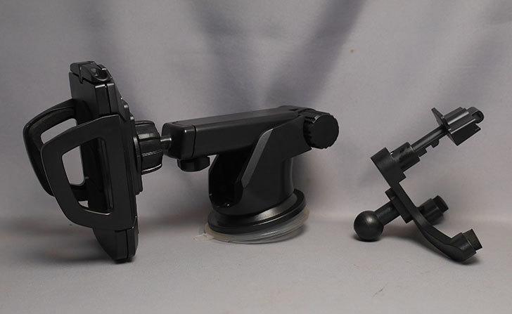 車載ホルダー-ゲル吸盤式-エアコン吹き出し口取り付け-2in1-伸縮アームを買った5.jpg