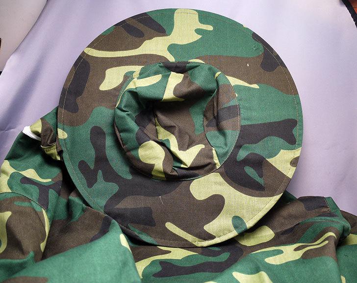 鉄壁ガード!-防護服--ガーデニング-迷彩を買った。1.jpg