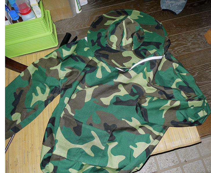 鉄壁ガード!-防護服--ガーデニング-迷彩を買った。3.jpg