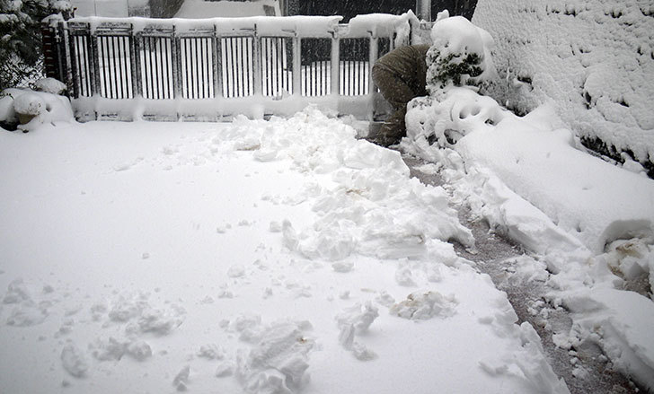 雪が凄くで荷物を配達できなとヤマトから連絡がきた7.jpg