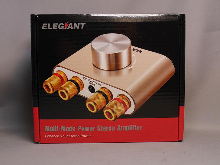ELEGIANT ステレオ スピーカー パワーアンプを買った-001.jpg