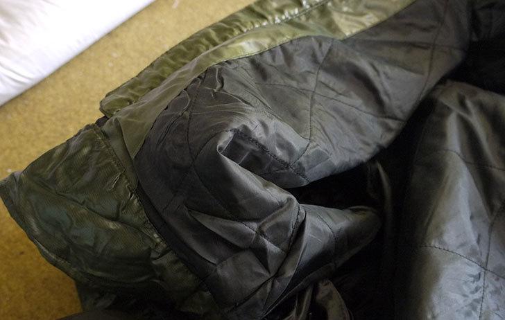 EVENRIVER-軽防寒つなぎ-キルト入り-シレー加工-er-3930を買った5.jpg