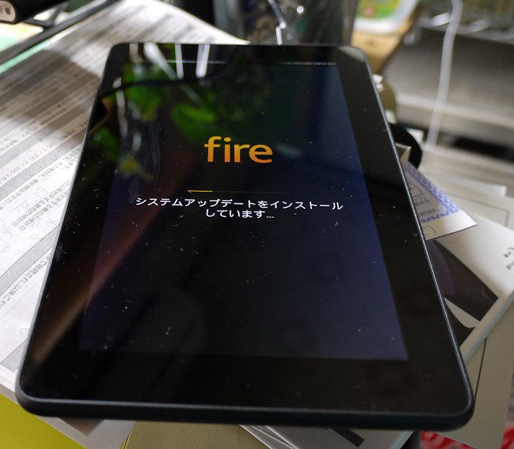 Fire(2015)タブレット-8GB、ブラックが届いた8.jpg