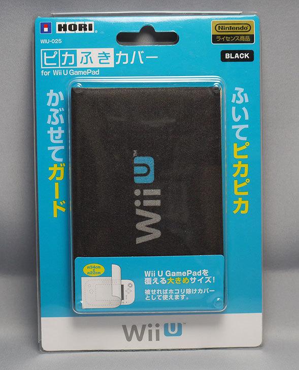HORI-ピカふきカバー-for-Wii-U-GamePad-ブラックを買った2.jpg