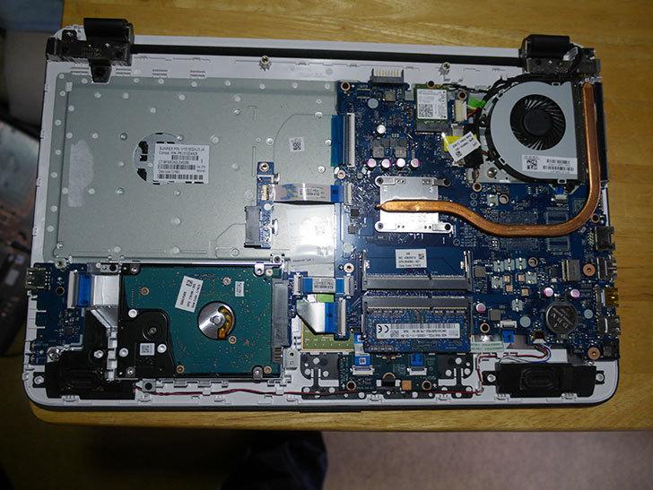 HP 15-ba000 W6S90PA-AAYRにメモリ増設してSSDに換装した005.jpg