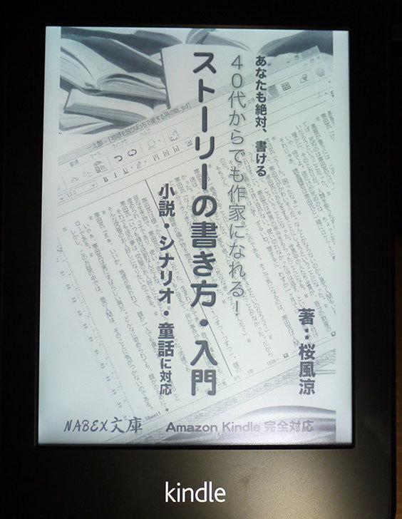 Kindleで小説出すならコレを読むべし買った.jpg