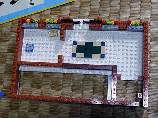 LEGO-10224-タウンホールを作り始めた2-6.jpg