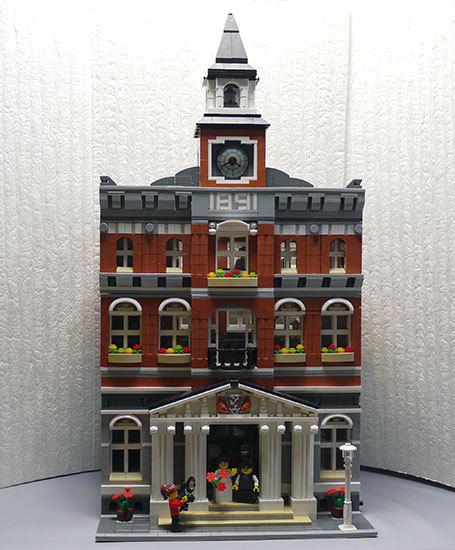 LEGO-10224-タウンホールを作り始めた4-1.jpg