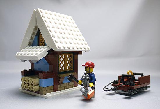 LEGO-10229-ウィンターコテージを作った3-1.jpg