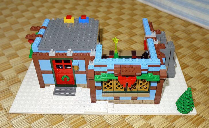 LEGO-10229-ウィンターコテージを作った4-1.jpg
