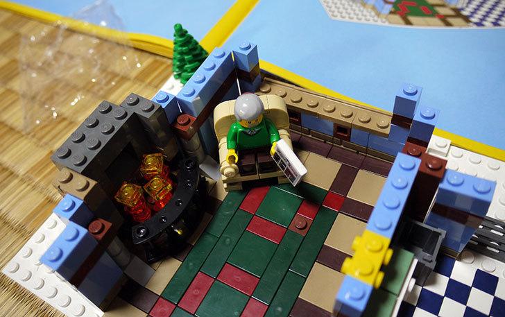 LEGO-10229-ウィンターコテージを作った4-10.jpg