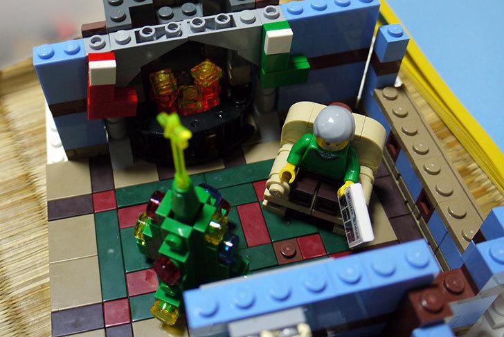 LEGO-10229-ウィンターコテージを作った4-12.jpg