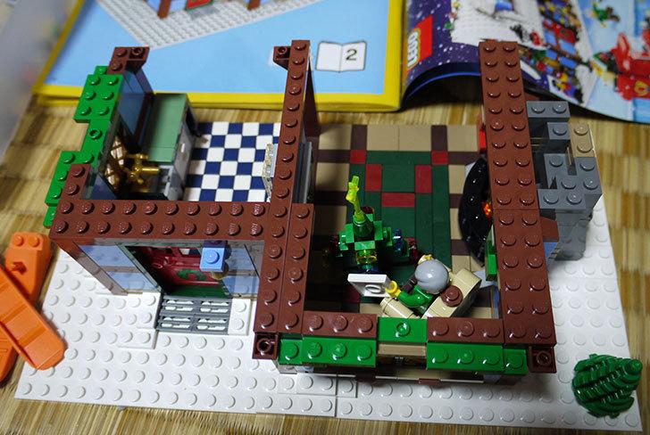 LEGO-10229-ウィンターコテージを作った4-15.jpg