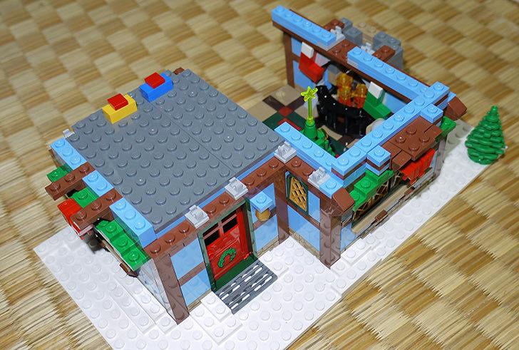 LEGO-10229-ウィンターコテージを作った4-16.jpg