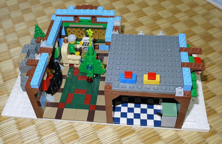 LEGO-10229-ウィンターコテージを作った4-17.jpg