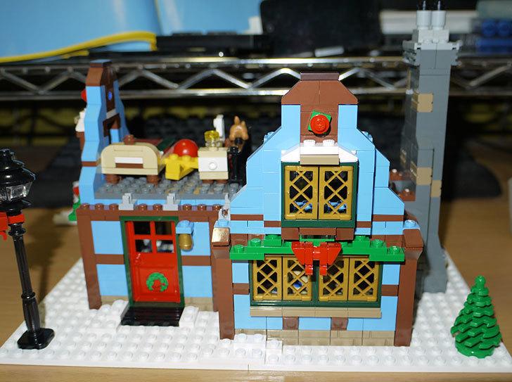 LEGO-10229-ウィンターコテージを作った5-1.jpg