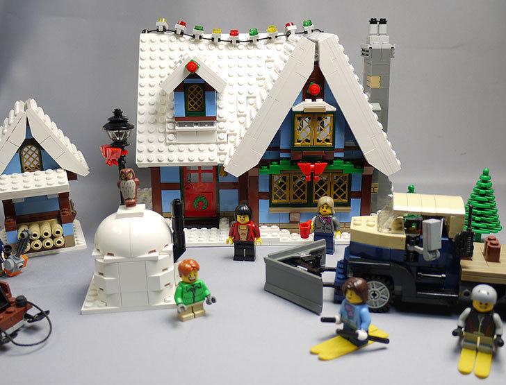 LEGO-10229-ウィンターコテージを作った7-1.jpg