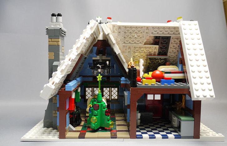 LEGO-10229-ウィンターコテージを作った7-11.jpg