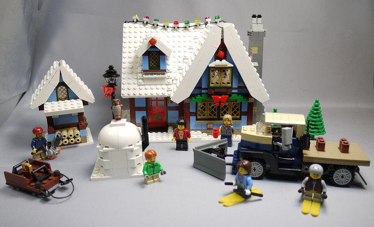 LEGO-10229-ウィンターコテージを作った7-2.jpg