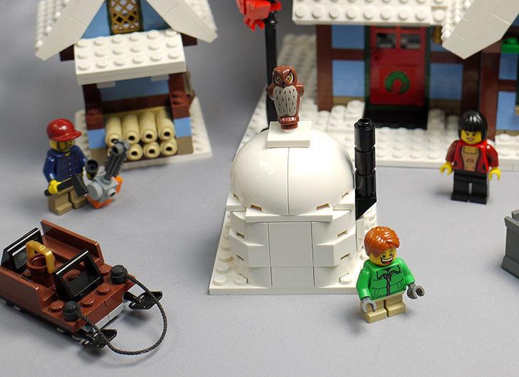 LEGO-10229-ウィンターコテージを作った7-4.jpg
