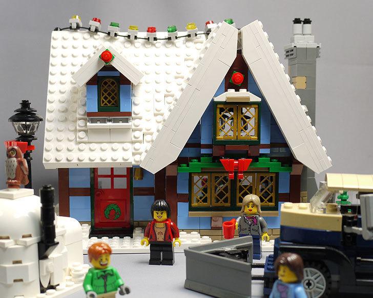 LEGO-10229-ウィンターコテージを作った7-5.jpg