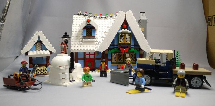 LEGO-10229-ウィンターコテージを作った7-6.jpg
