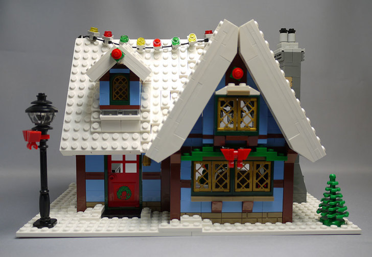 LEGO-10229-ウィンターコテージを作った7-7.jpg