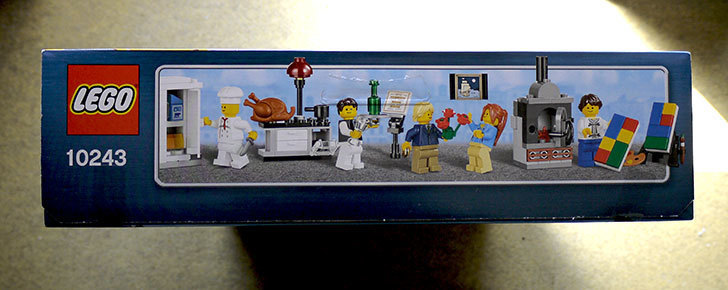 LEGO-10243-Parisian-Restaurant(パリジャンレストラン)をクリブリで買って来た6.jpg