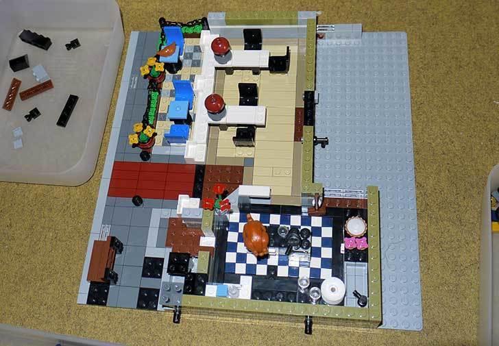 LEGO-10243-Parisian-Restaurant(パリジャンレストラン)作り始めた1-15.jpg