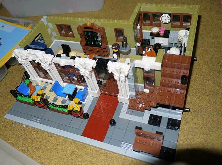 LEGO-10243-Parisian-Restaurant(パリジャンレストラン)作り始めた1-21.jpg
