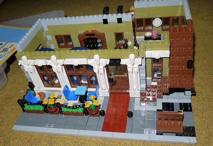 LEGO-10243-Parisian-Restaurant(パリジャンレストラン)作り始めた1-23.jpg