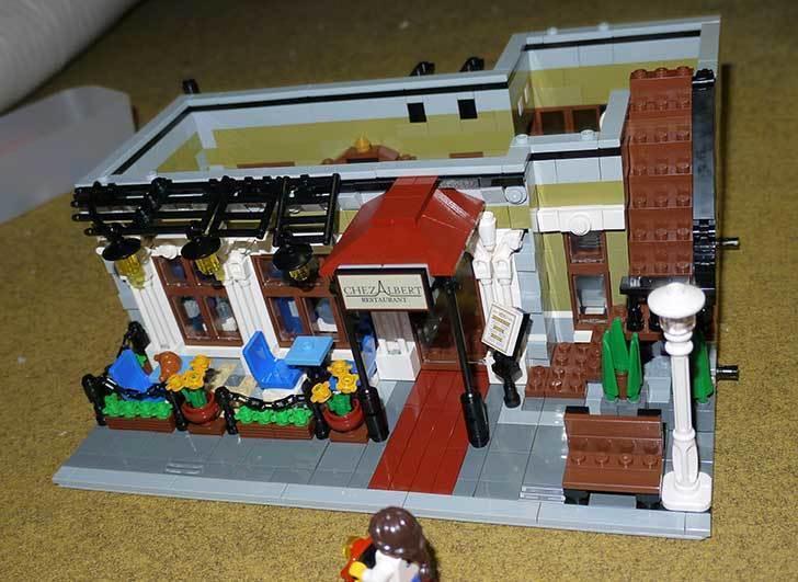 LEGO-10243-Parisian-Restaurant(パリジャンレストラン)作り始めた1-24.jpg