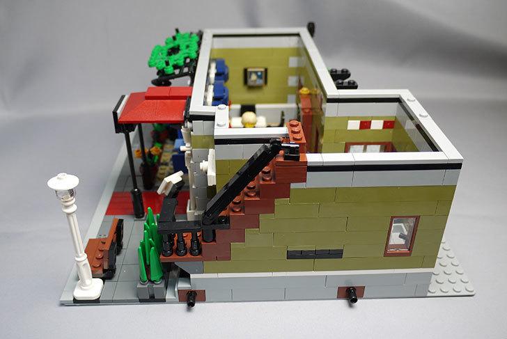 LEGO-10243-Parisian-Restaurant(パリジャンレストラン)作り始めた1-27.jpg