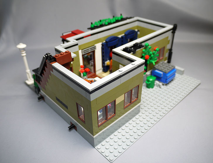 LEGO-10243-Parisian-Restaurant(パリジャンレストラン)作り始めた1-28.jpg