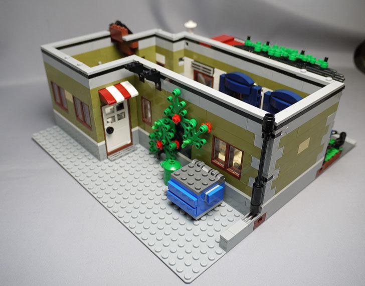 LEGO-10243-Parisian-Restaurant(パリジャンレストラン)作り始めた1-30.jpg
