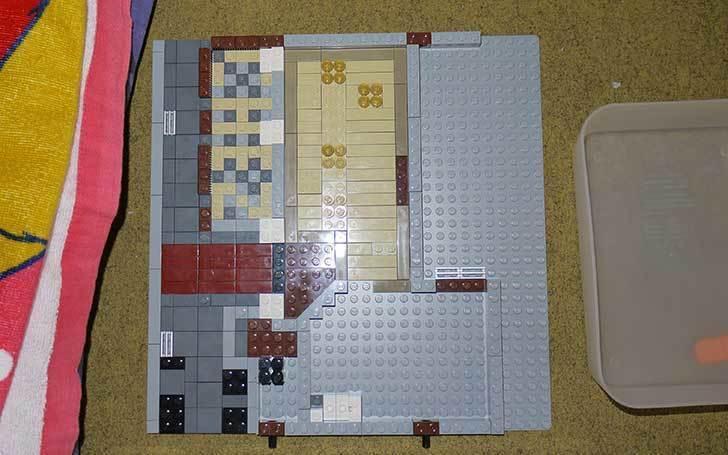 LEGO-10243-Parisian-Restaurant(パリジャンレストラン)作り始めた1-6.jpg