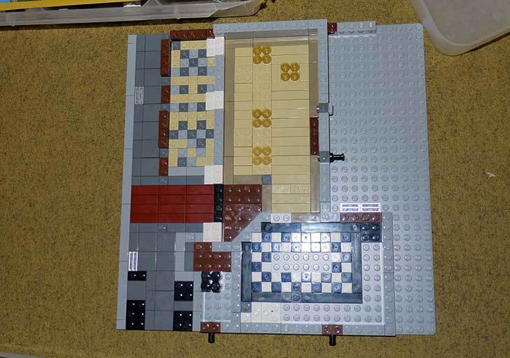 LEGO-10243-Parisian-Restaurant(パリジャンレストラン)作り始めた1-7.jpg