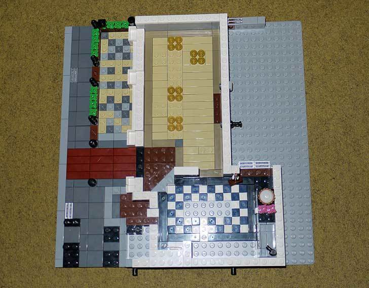 LEGO-10243-Parisian-Restaurant(パリジャンレストラン)作り始めた1-8.jpg