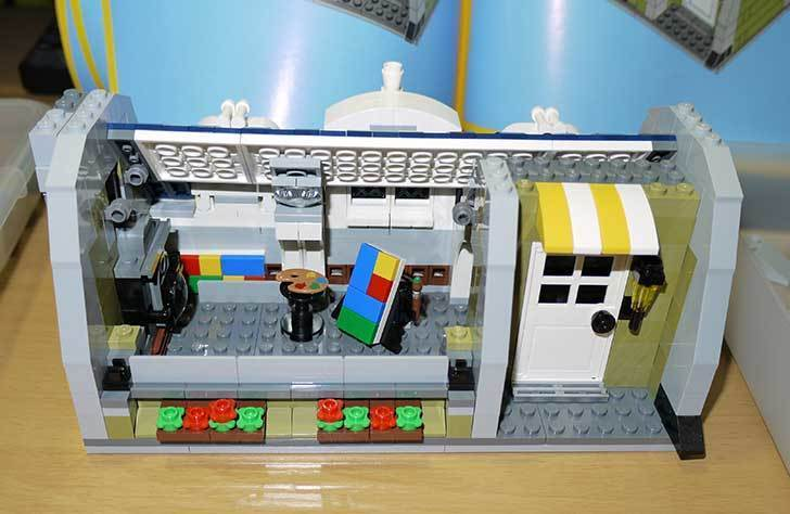 LEGO-10243-Parisian-Restaurant(パリジャンレストラン)作り始めた3-10.jpg